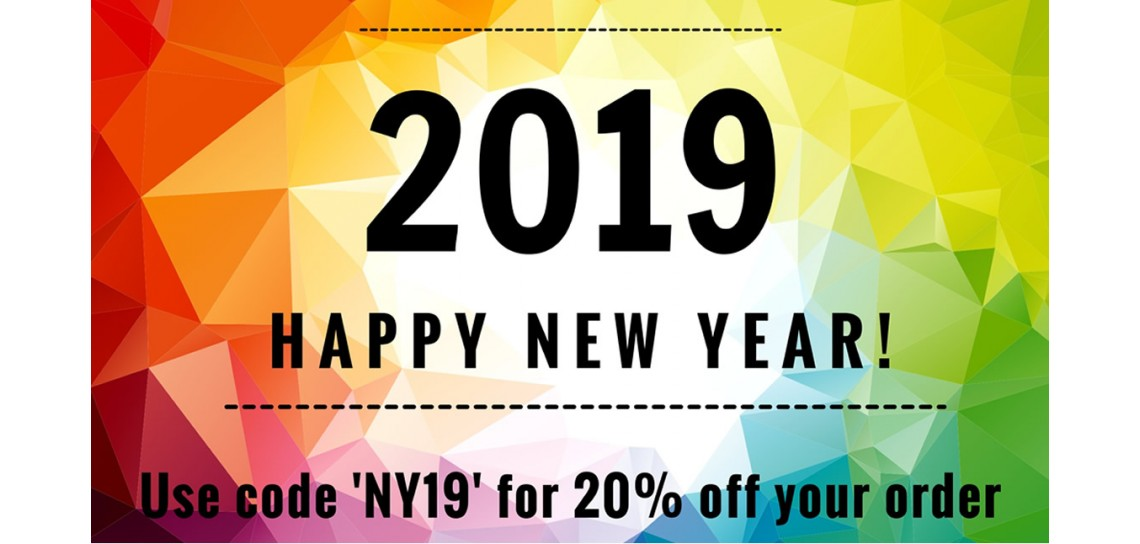 NY19 for 20% off