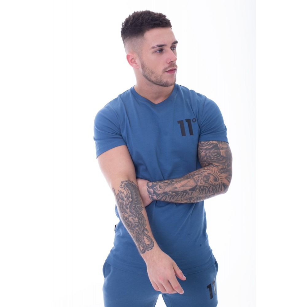 11 Degrees Core T-Shirt - Marlin