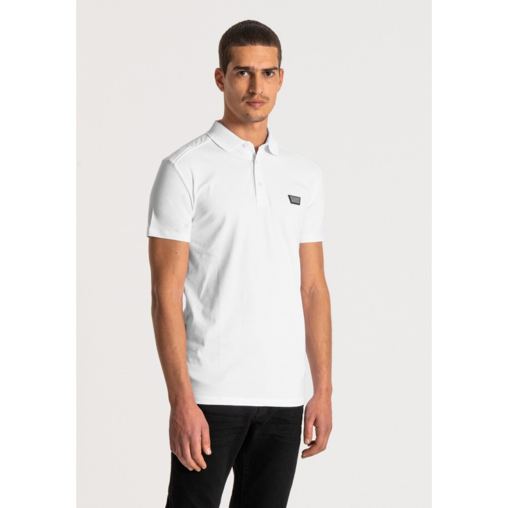 Antony Morato Super Slim Fit Polo T-Shirt
