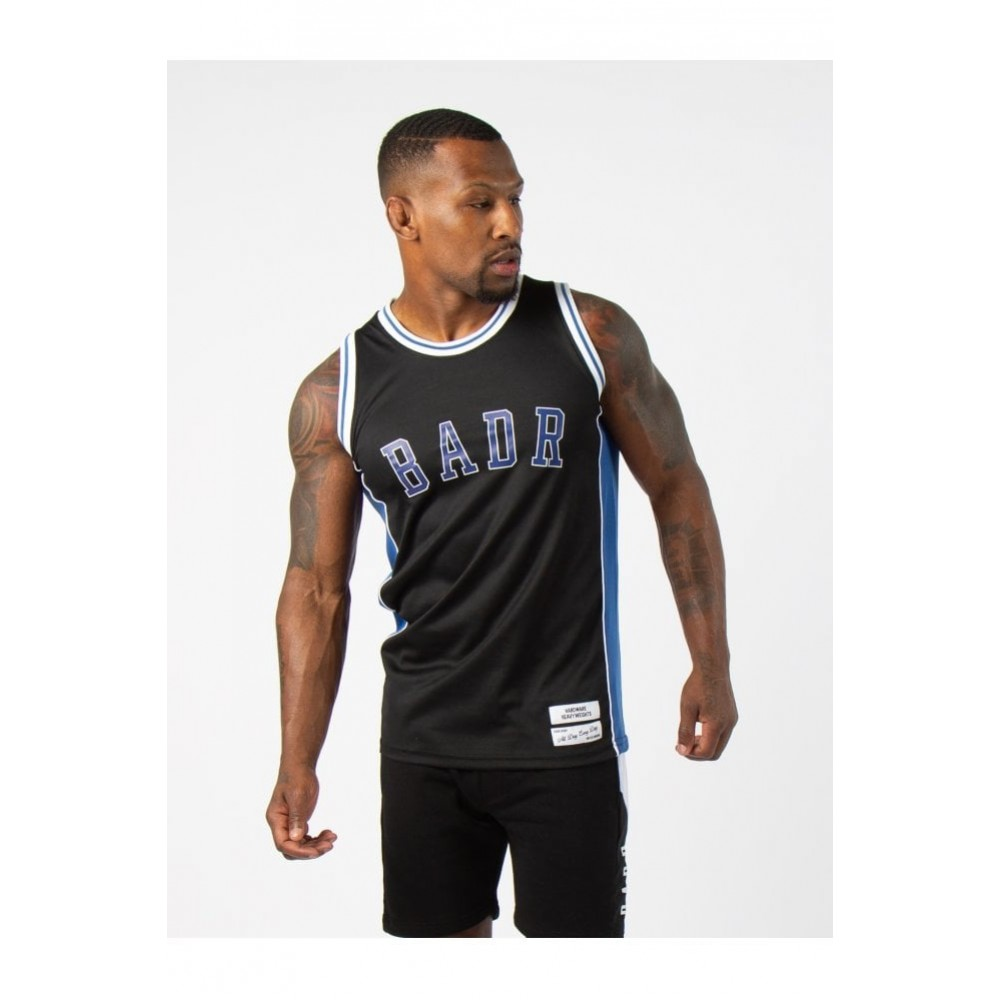 BADR Legend Basketball Vest - Black