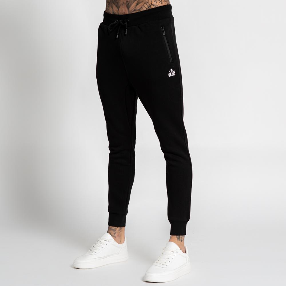 Bee Inspired Signature Sweatpants - Black