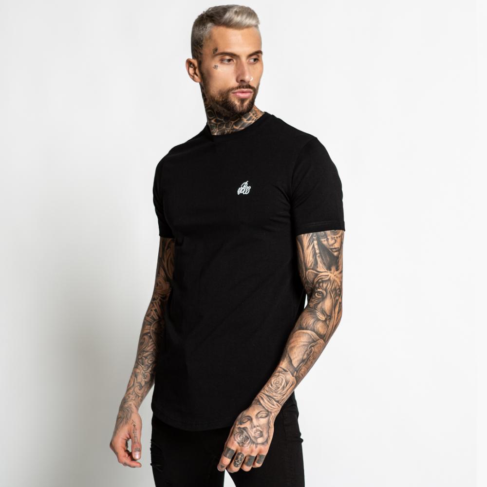 Bee Inspired Signature T-Shirt - Black