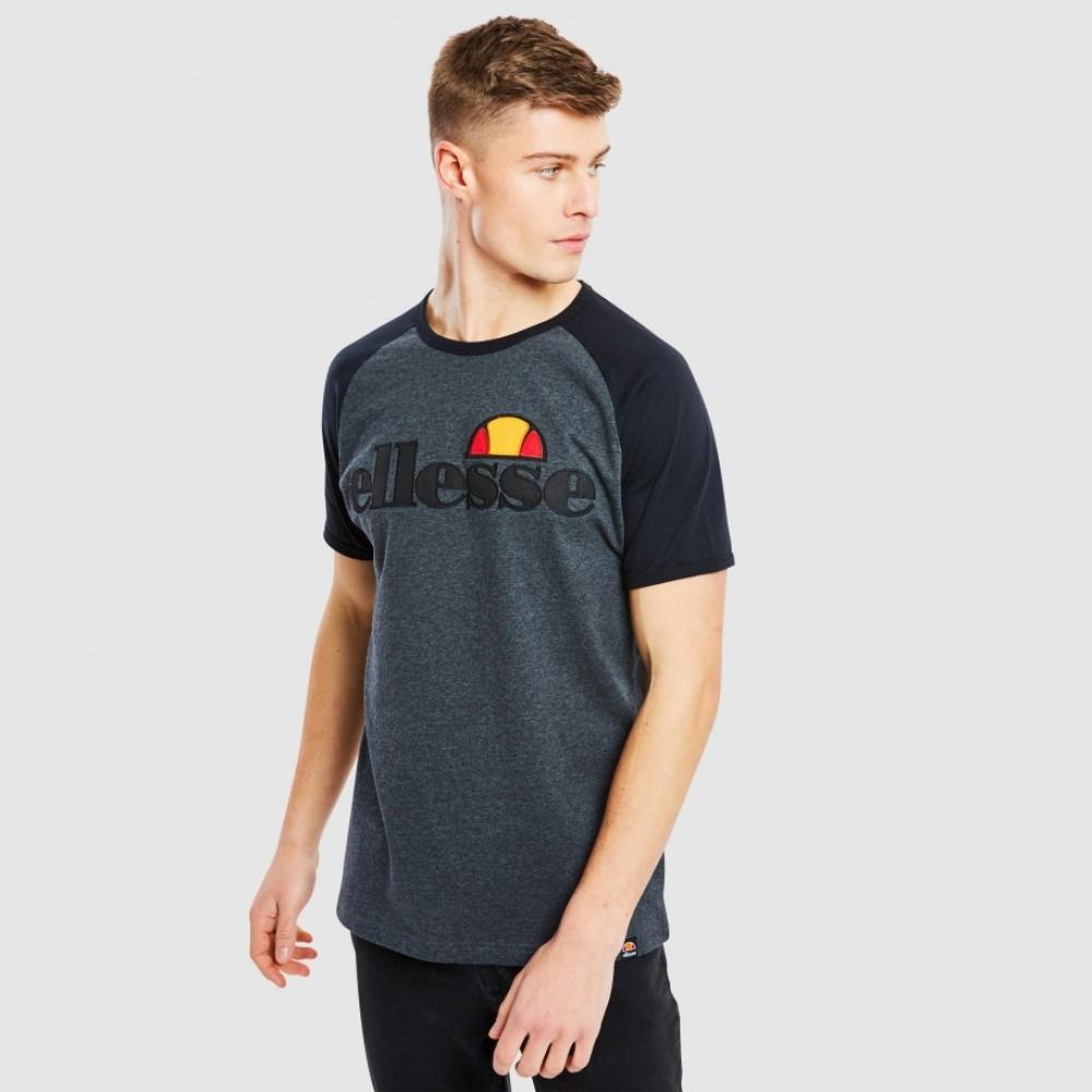 Ellesse Piave T-Shirt - Grey Marl