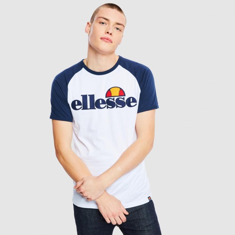 Ellesse Piave T-Shirt - White