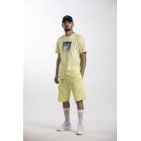 Fresh Ego Kid Cargo Pocket Yellow Shorts