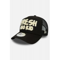 Fresh Ego Kid Boucle Trucker Cap