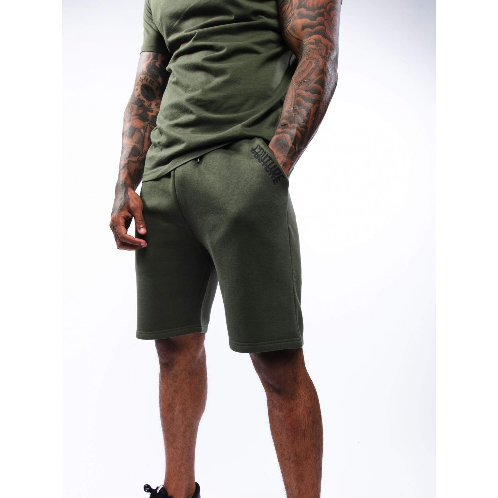 Fresh Couture Mini Strike OG Shorts 'Olive'