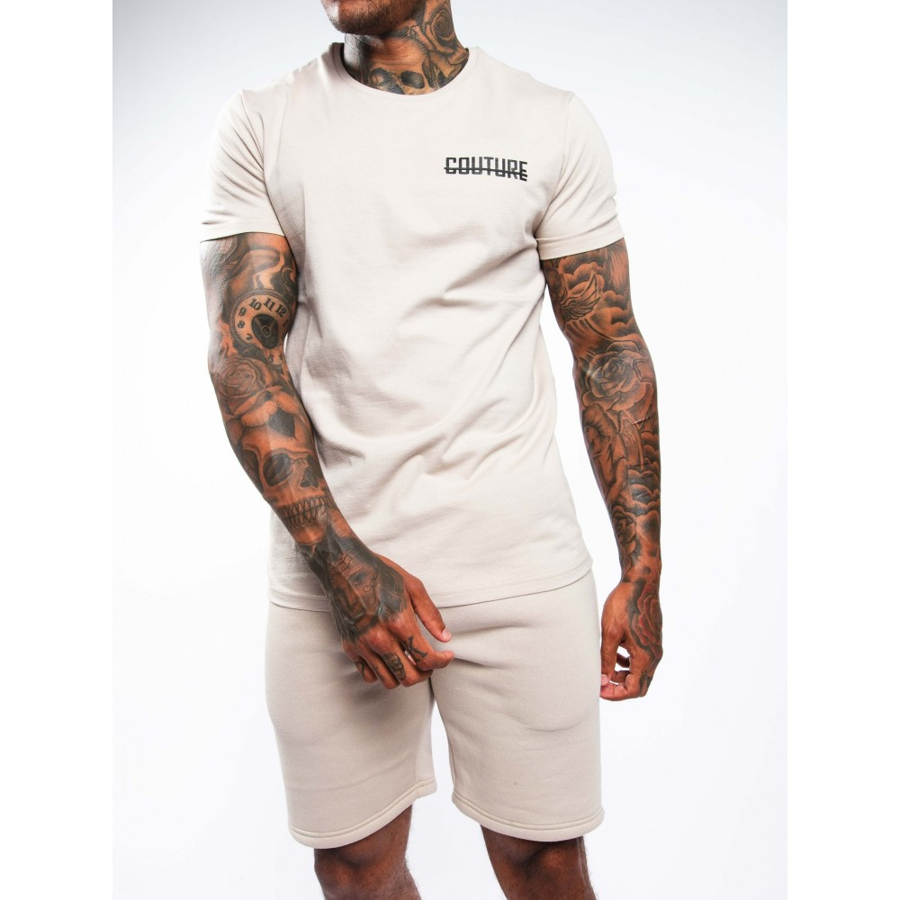 Fresh Couture Mini Strike OG T-Shirt Almond 'Black Pack'