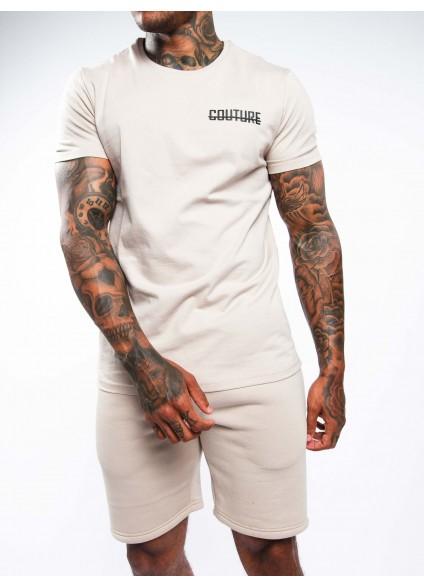 Fresh Couture Mini Strike OG T-Shirt Almond 'Black Pack'