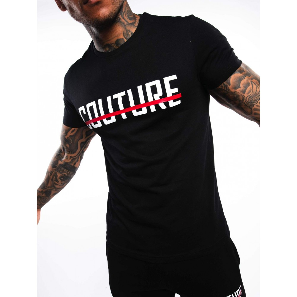 Fresh Couture Strike OG T-Shirt Black 'Colour Pack'