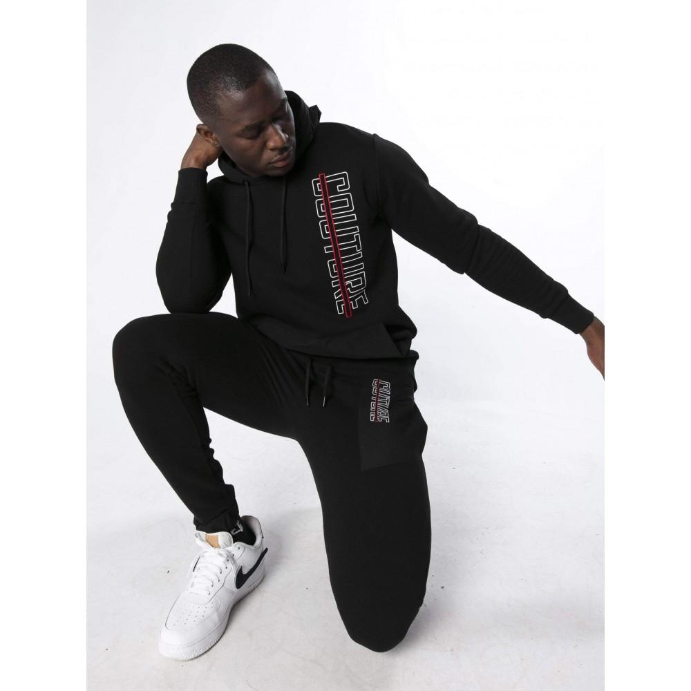 Fresh Couture Alliance Strike Hoodie 'Black'
