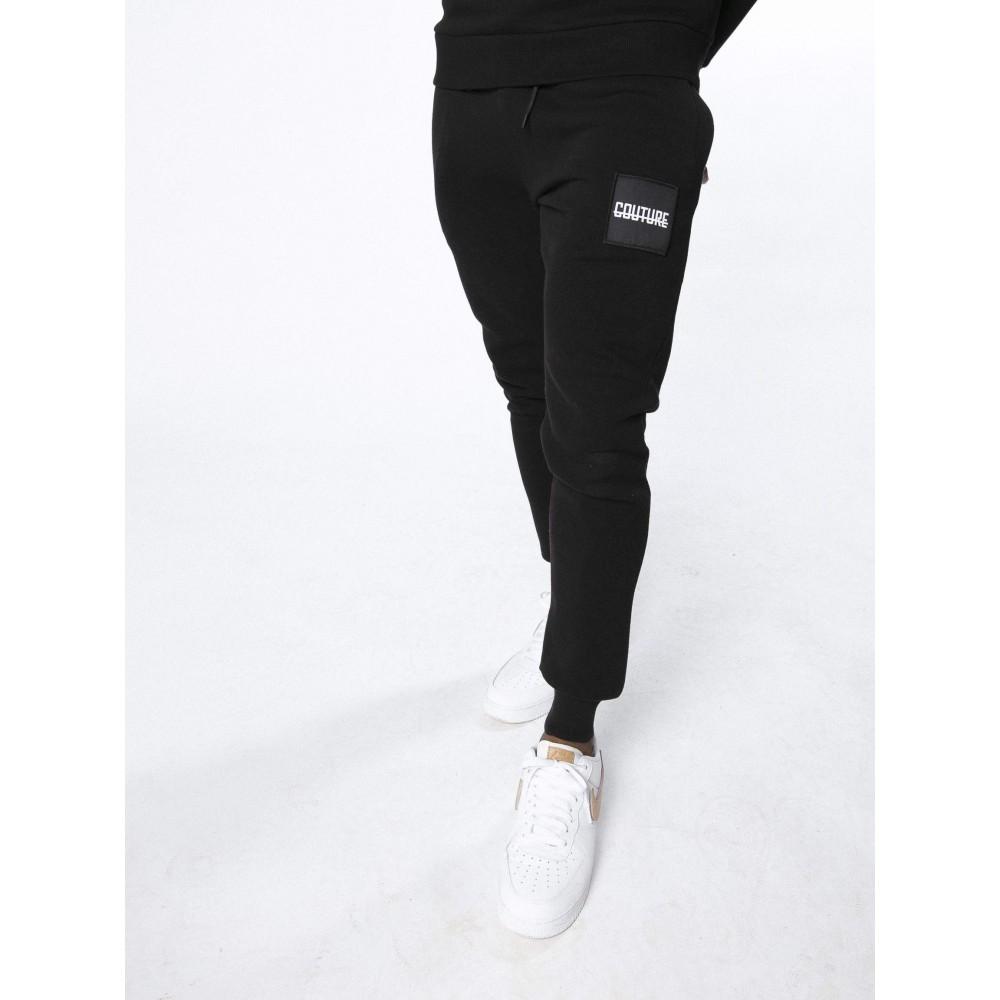Fresh Couture Black Label Jogger 'Black'
