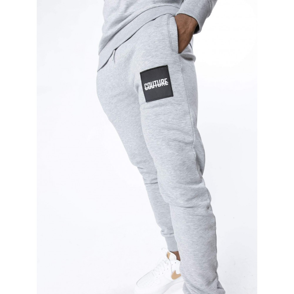 Fresh Couture Fresh Couture Black Label Jogger 'Marl Grey'