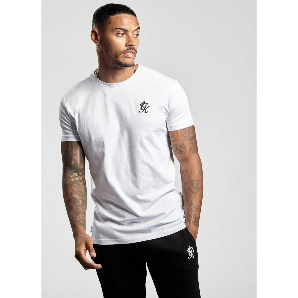 Gym King Origin White T-Shirt