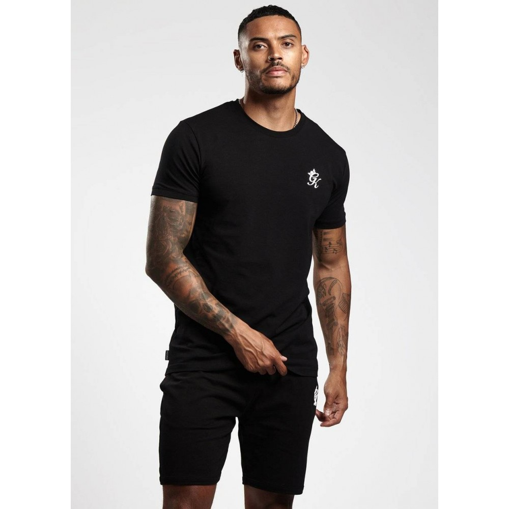 Gym King Origin Black T-Shirt