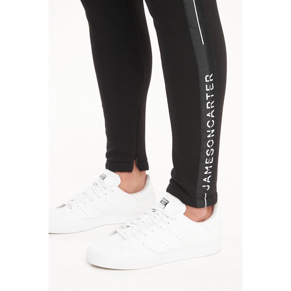 Jameson Carter Bouviere Tacksuit Pants - Black