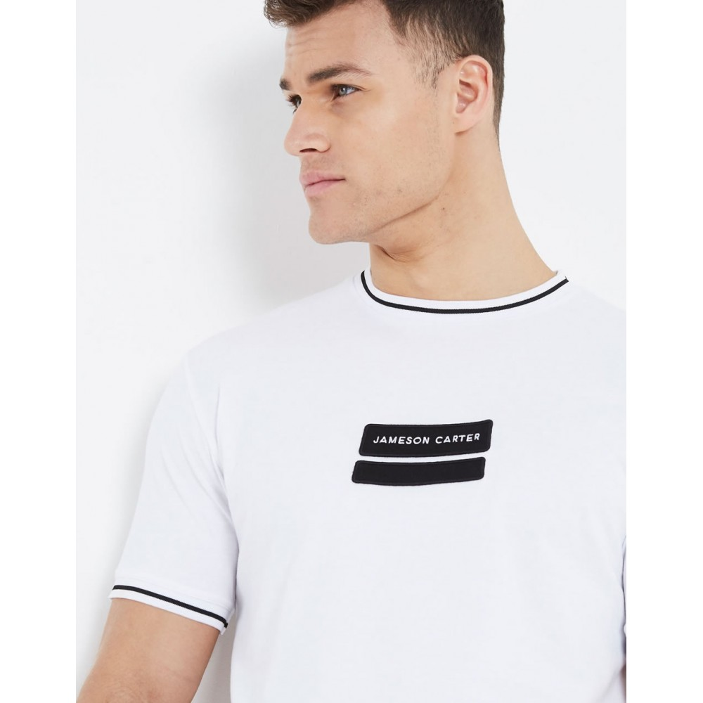 Jameson Carter Holborn T-Shirt - White