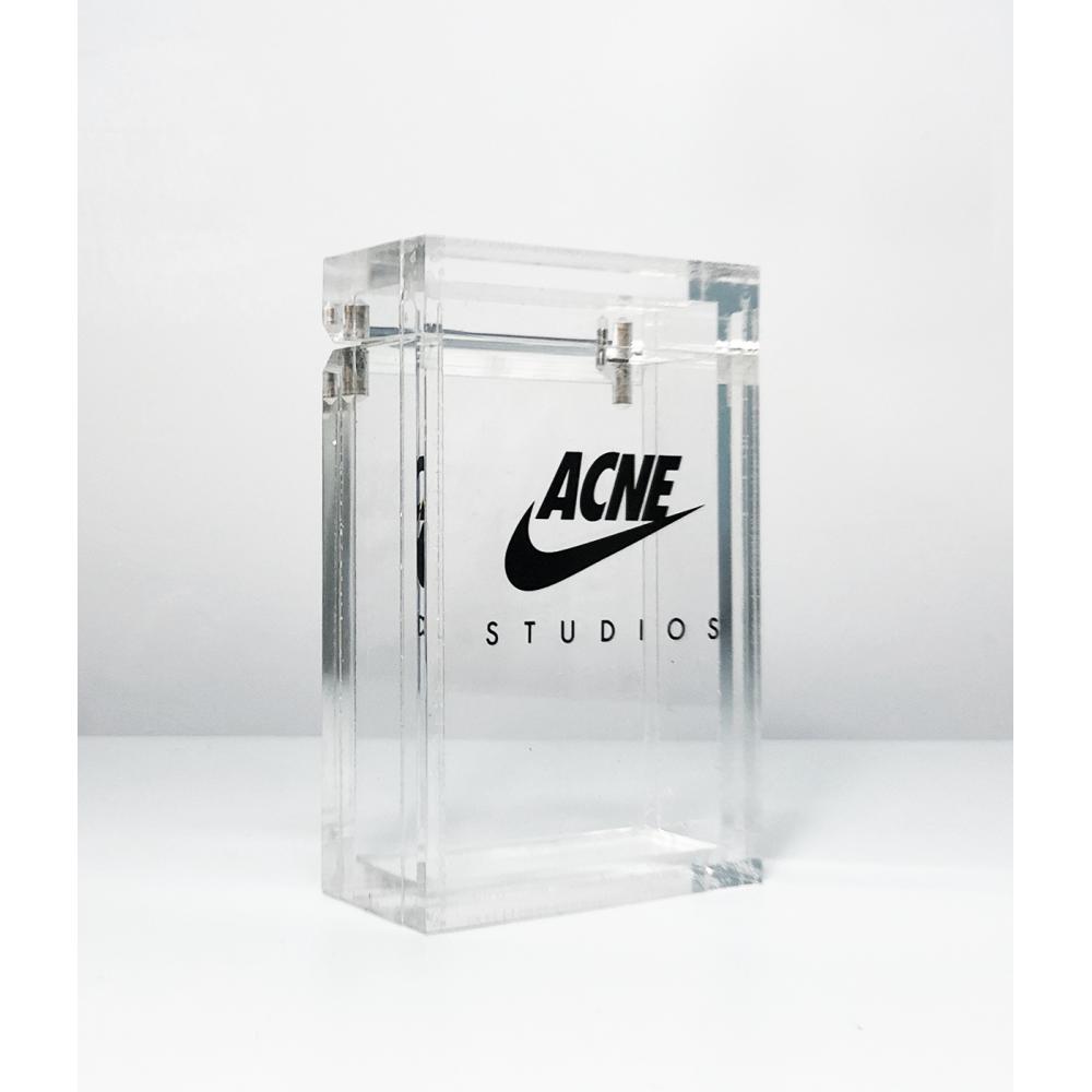 Kustom London Acrylic Glass Box Studios