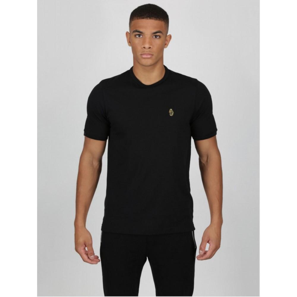 Luke Sport Traffs Black T-Shirt
