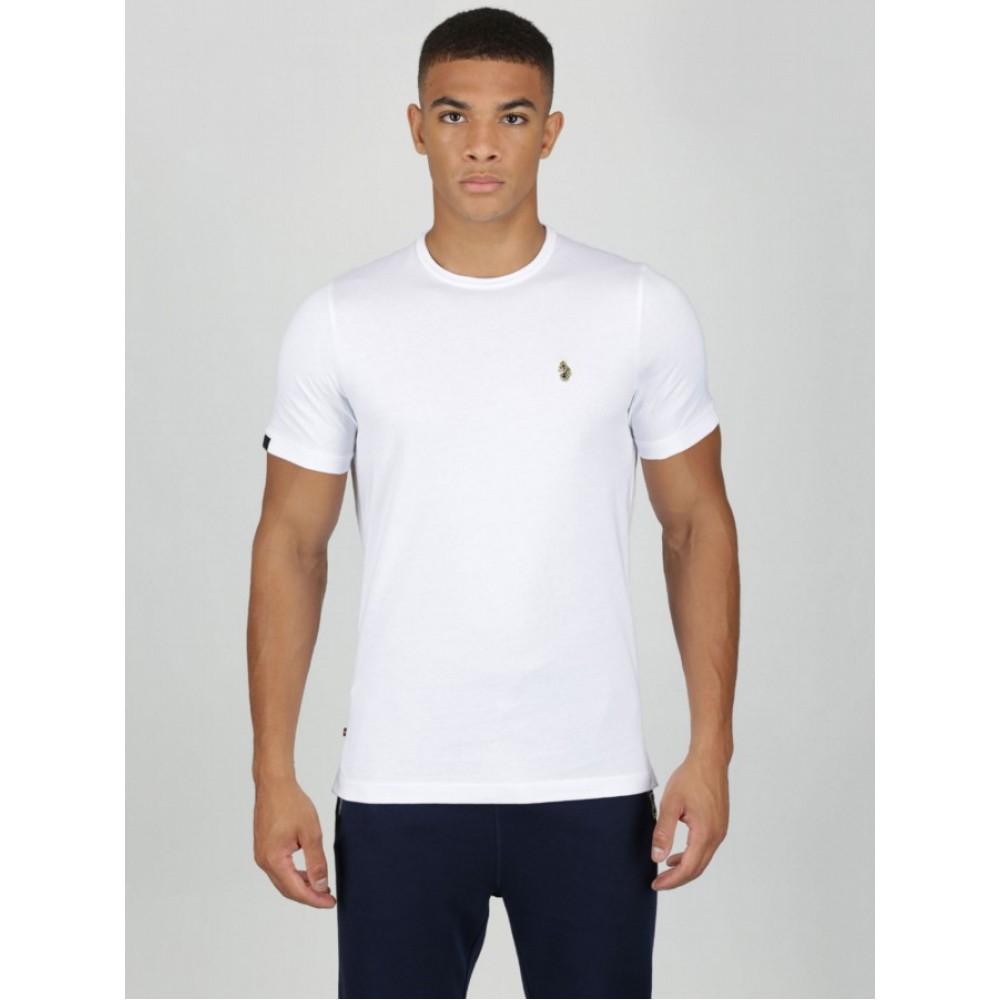 Luke Sport Traffs White T-Shirt