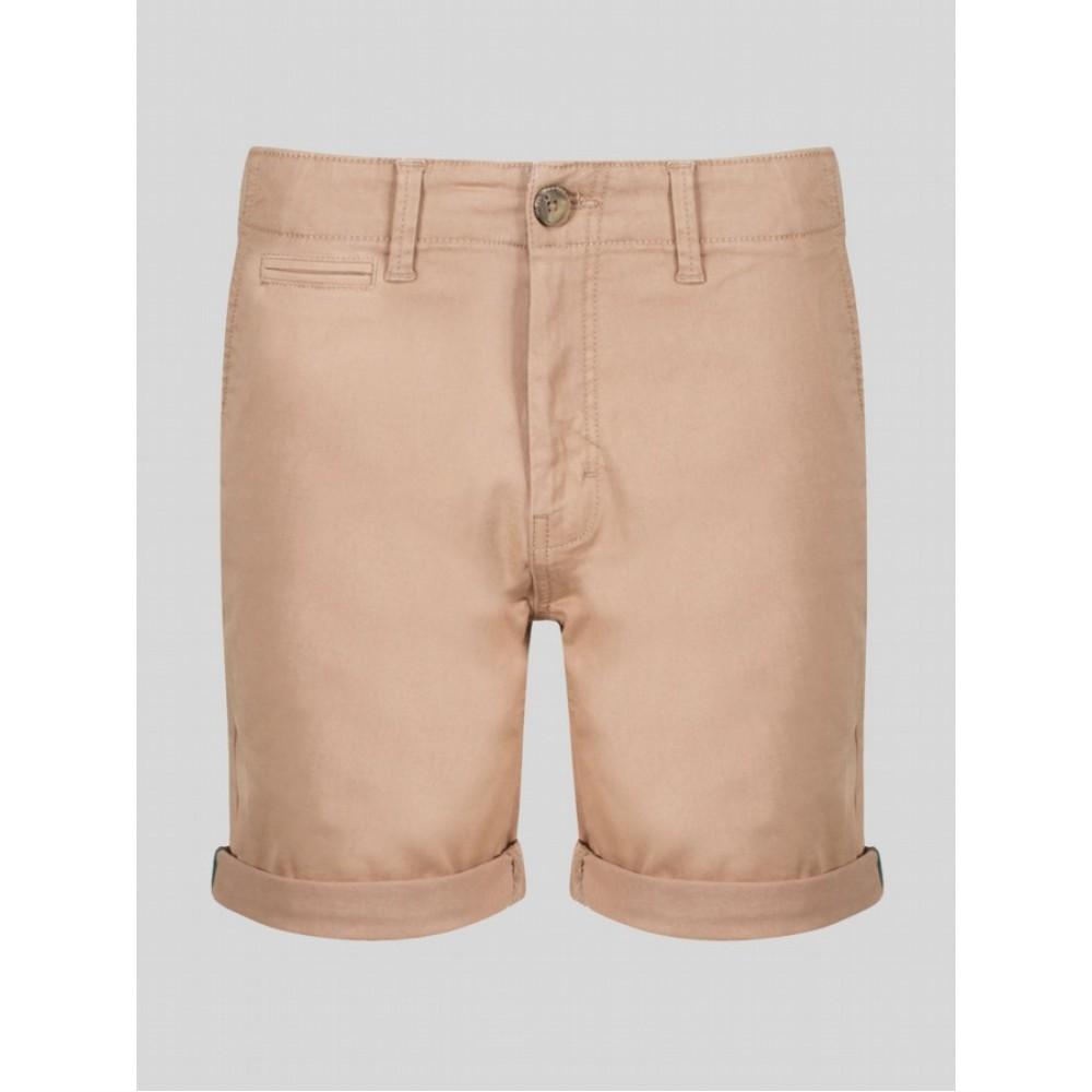 Luke Sport CorBlimey Chino Shorts - Sand