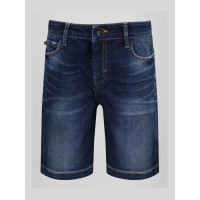 Luke Nimed Blue Lagoon Denim Shorts