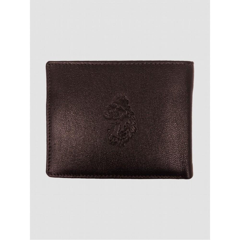 Luke 1977 Ryker Dark Brown Wallet