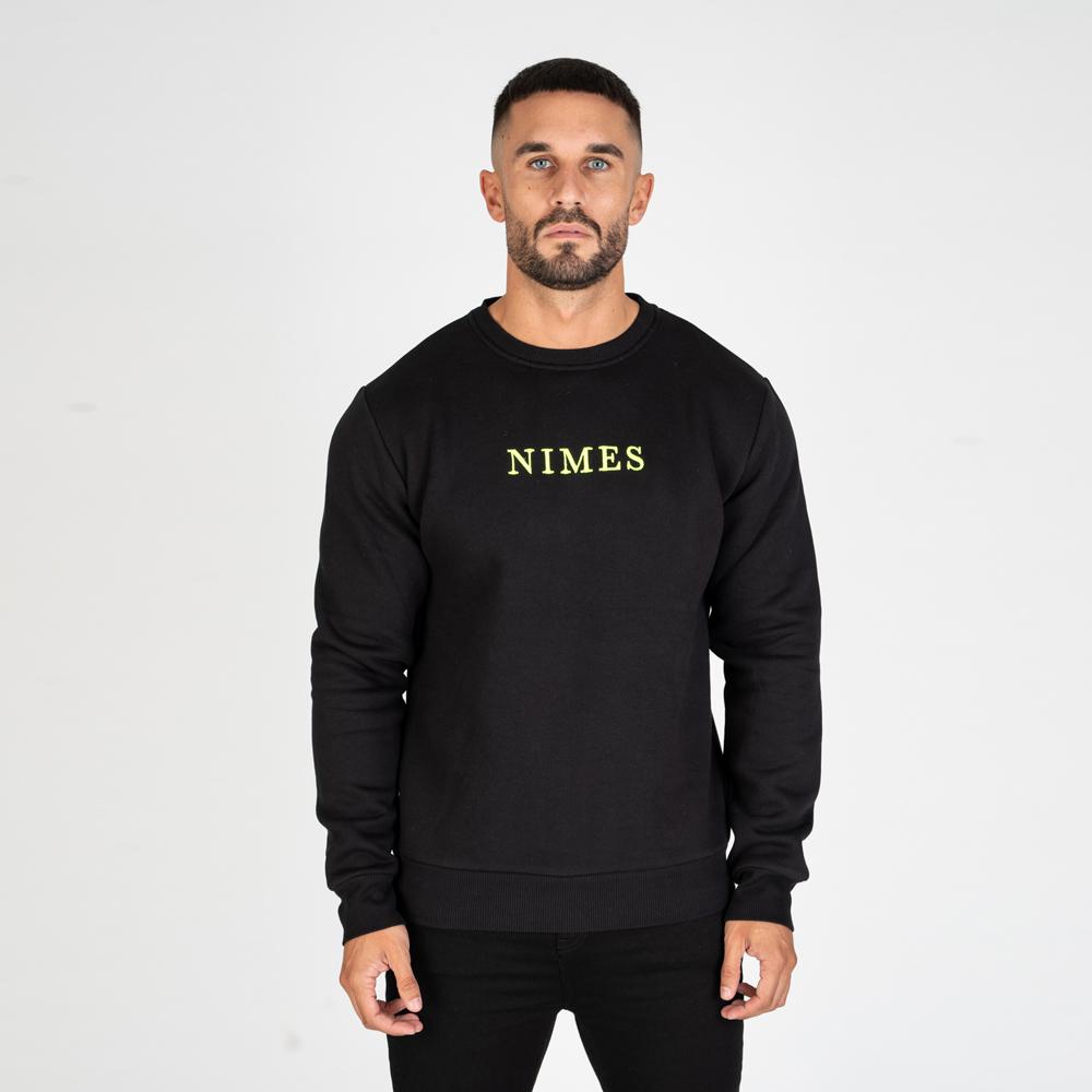 Nimes Capital Crew Sweatshirt