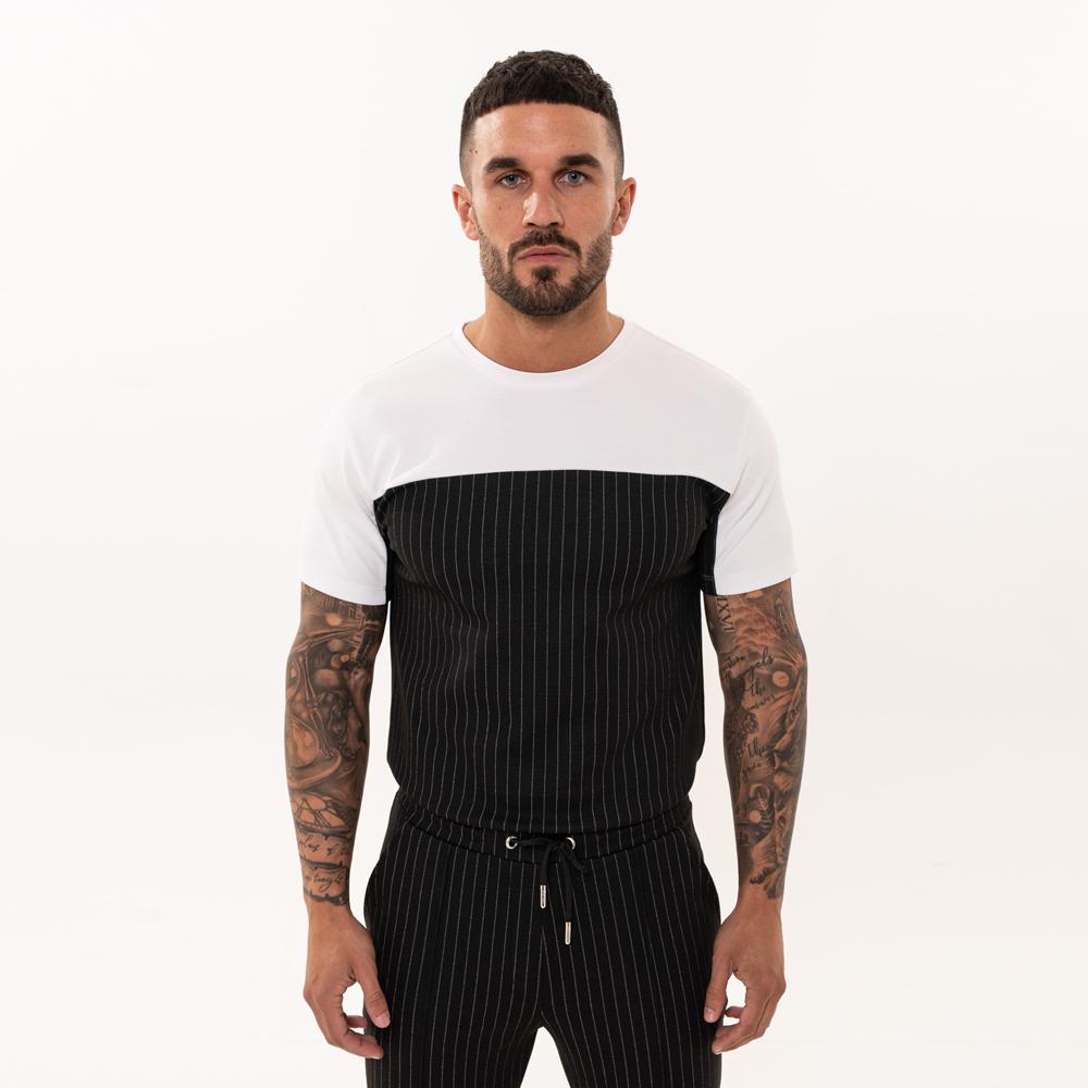 Nimes Pinstripe T-Shirt
