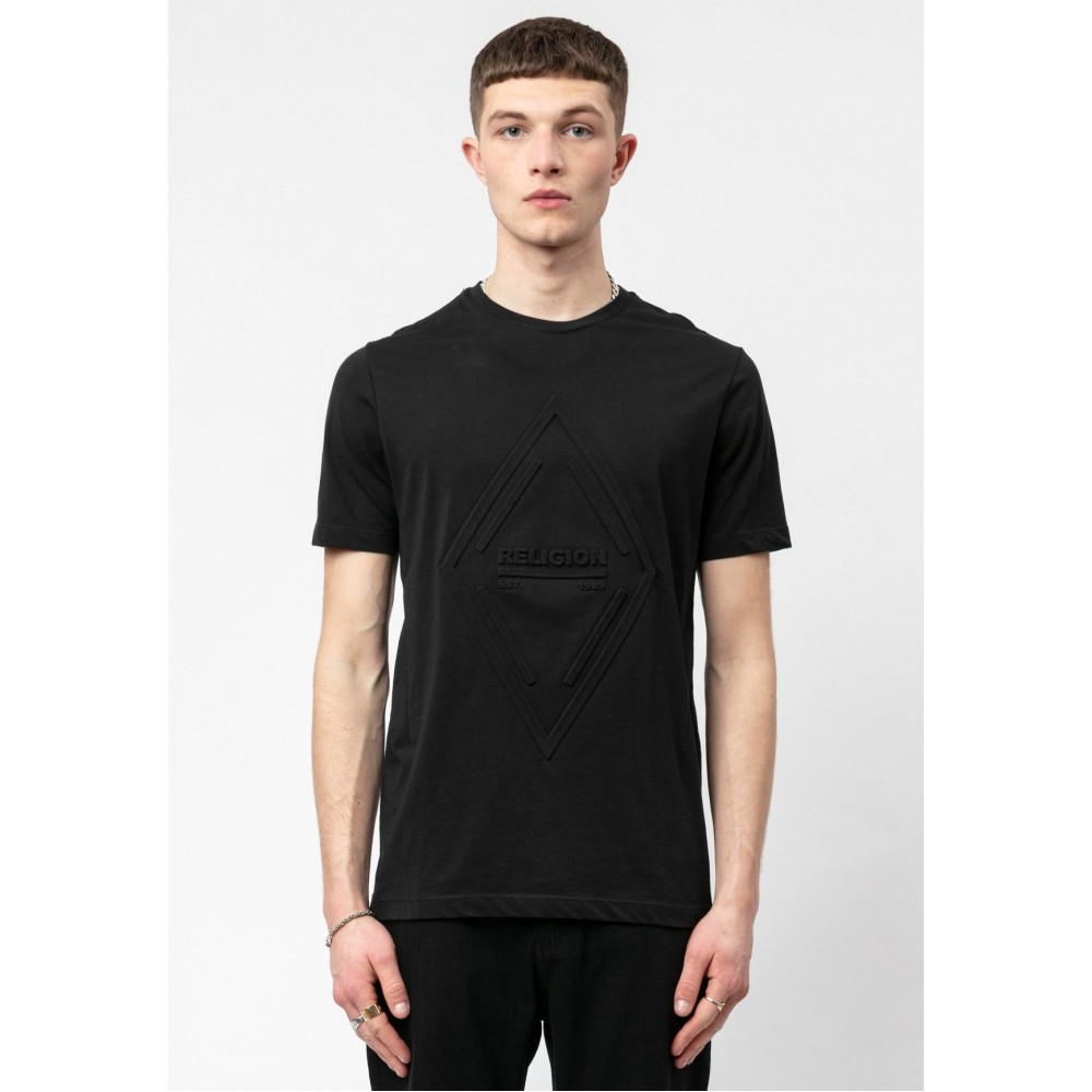 Religion Injection Black T-Shirt