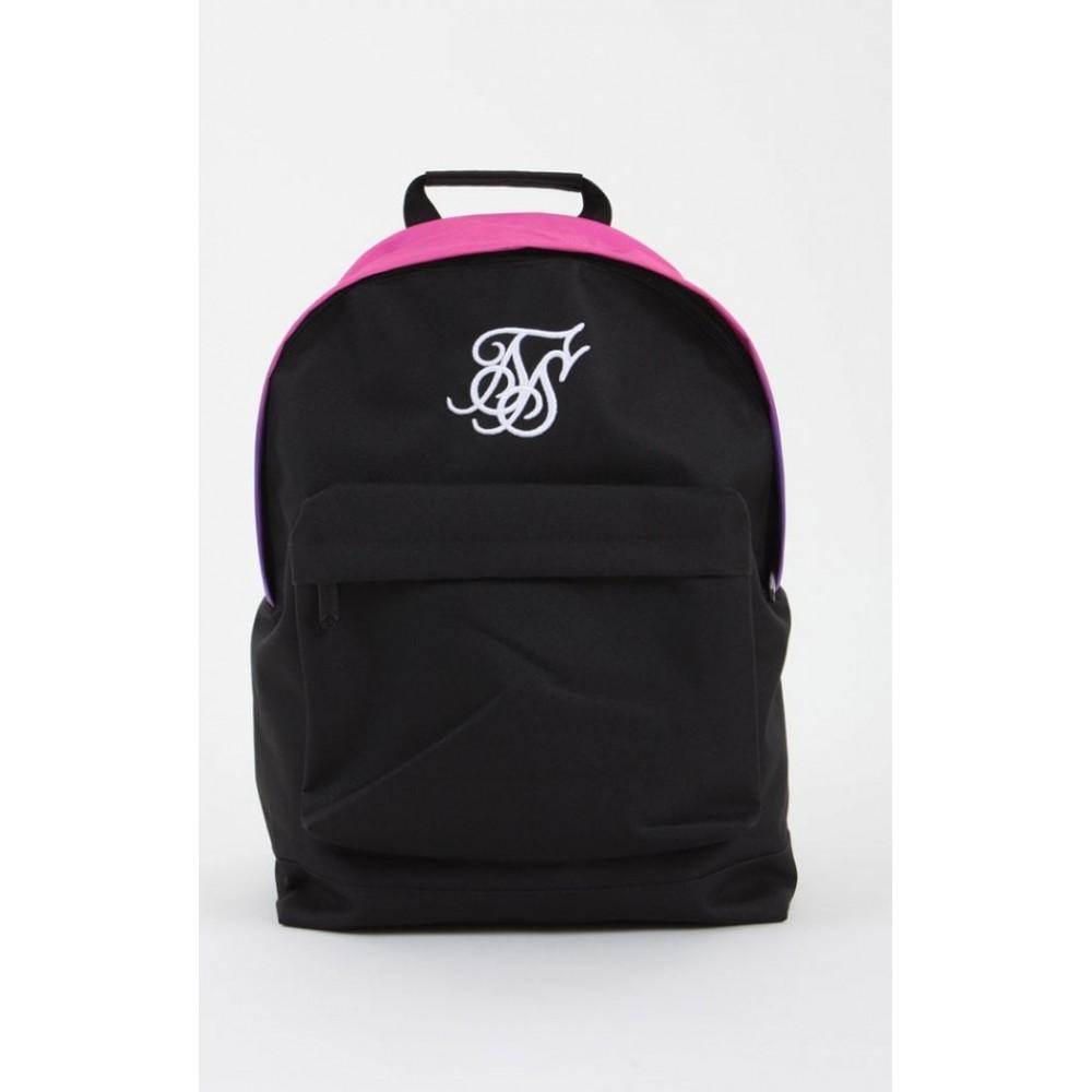 SikSilk Gradient Backpack - Tri Fade Pink