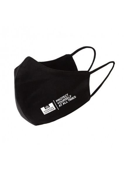 Weekend Offender Protect Yourself Face Mask Black
