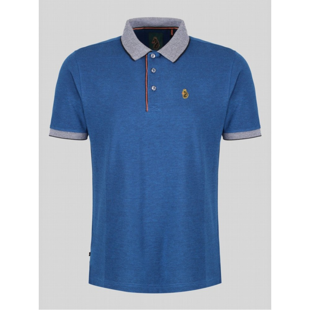 Luke 1977 Whittle Polo Shirt