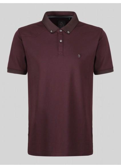 Luke 1977 Billiam Dk Wine Polo Shirt