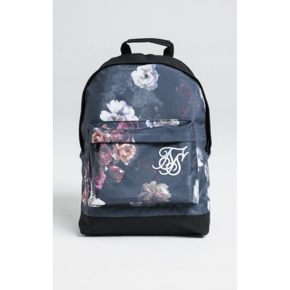 SikSilk Pouch Backpack - Floral