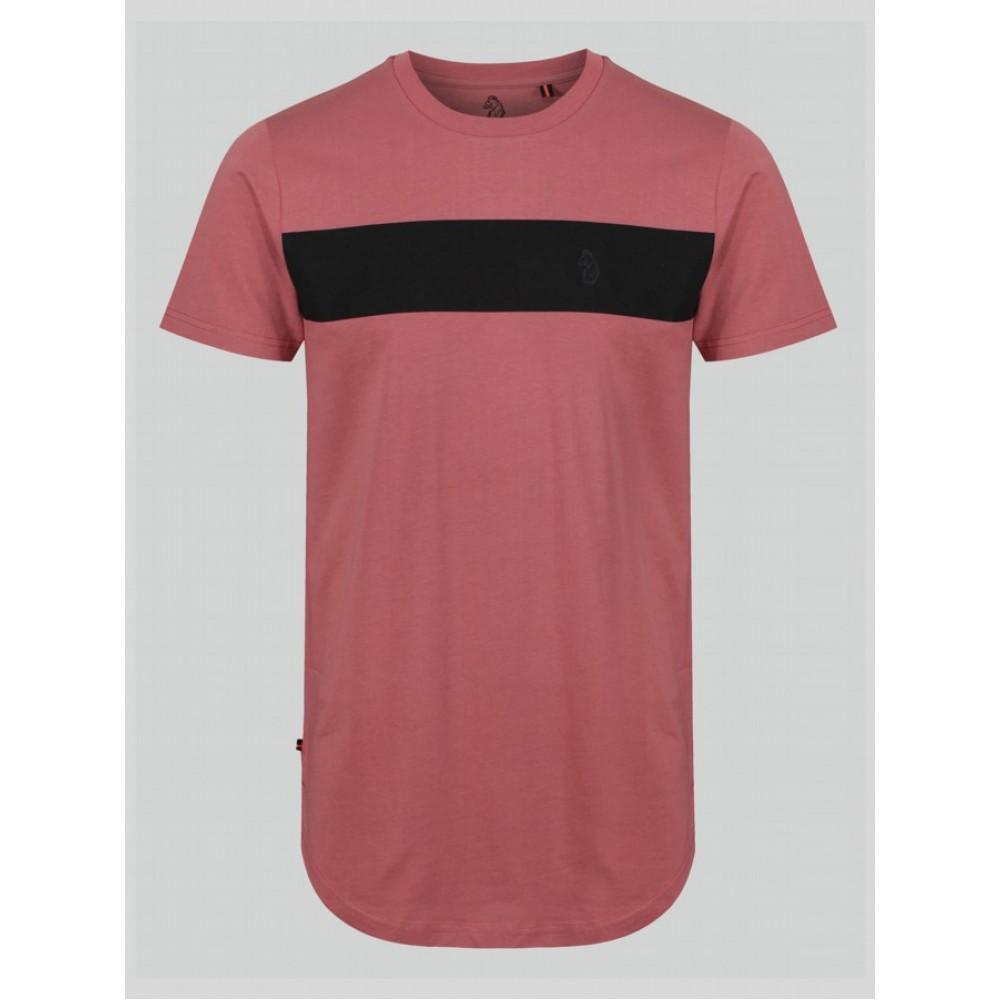 Luke 1977 Cross To Bear Dk Dusky T-Shirt
