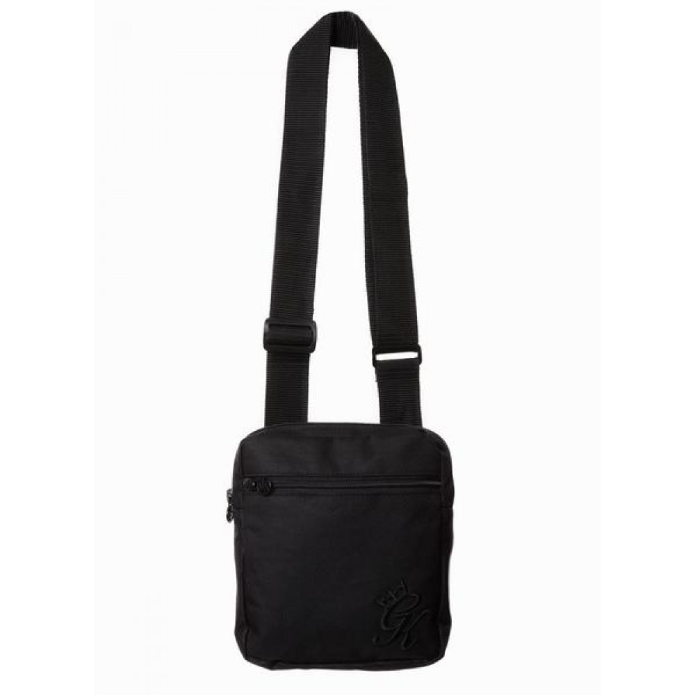 Gym King Element Shoulder Bag - Black
