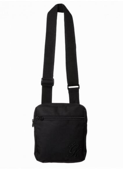 Gym King Element Shoulder Bag - Black