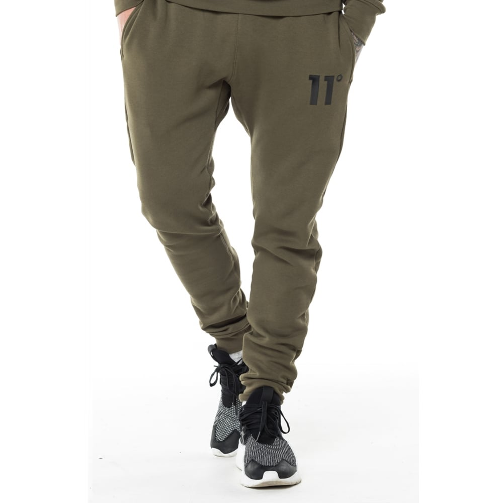 11 Degrees Core Joggers - Khaki