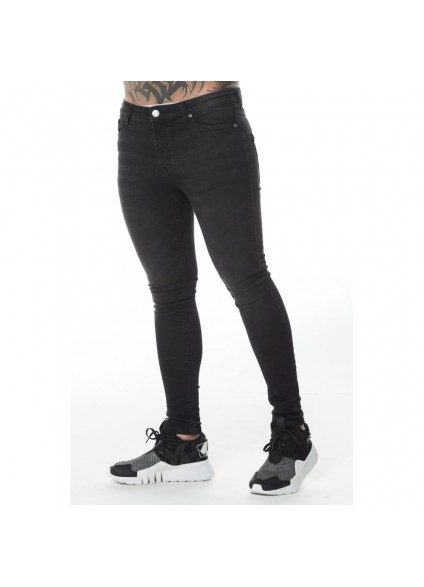 11 Degrees Essential Skinny Jeans - Washed Black