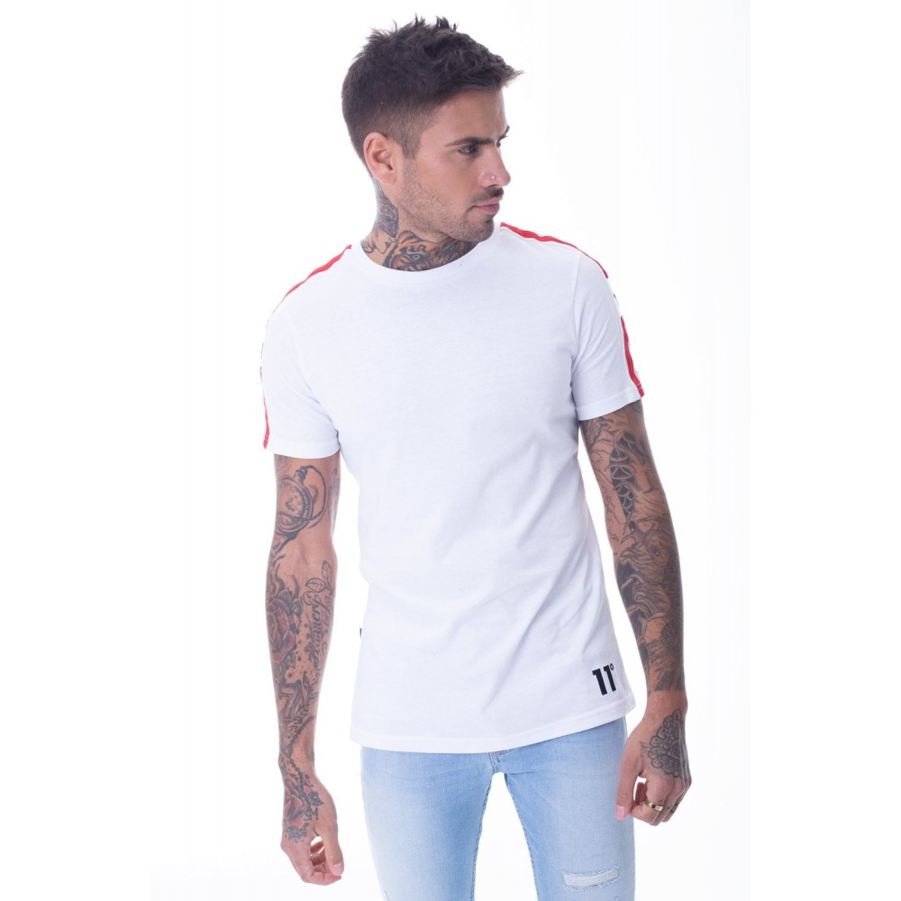 11 DEGREES Southpaw T-Shirt - White