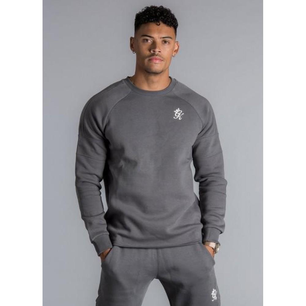Gym King Core Plus Sweatshirt - Dark Grey