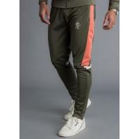 Gym King Gazza Track Pant - Khaki