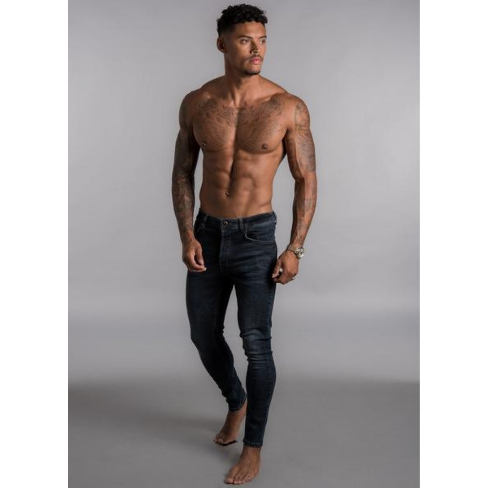 Gym King Skinny Denim Jean - Indigo 003