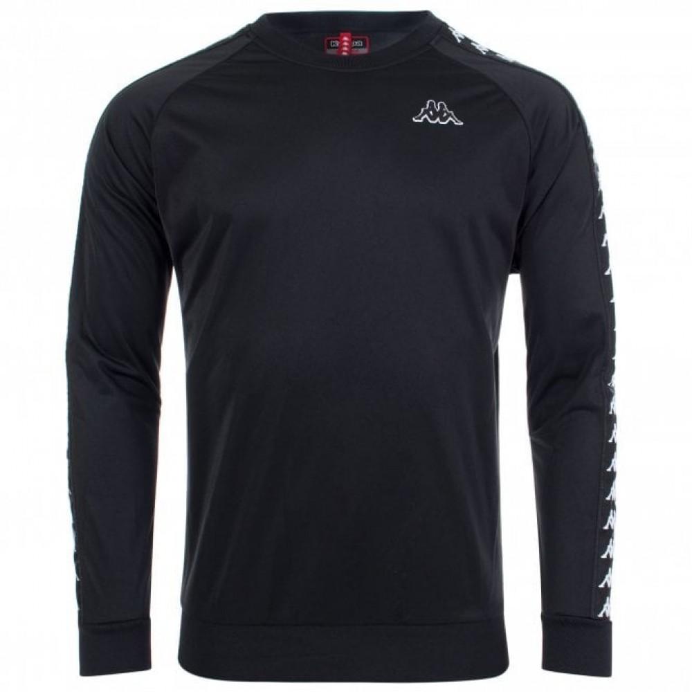 Kappa Ghiamis Sweatshirt - Black/Black