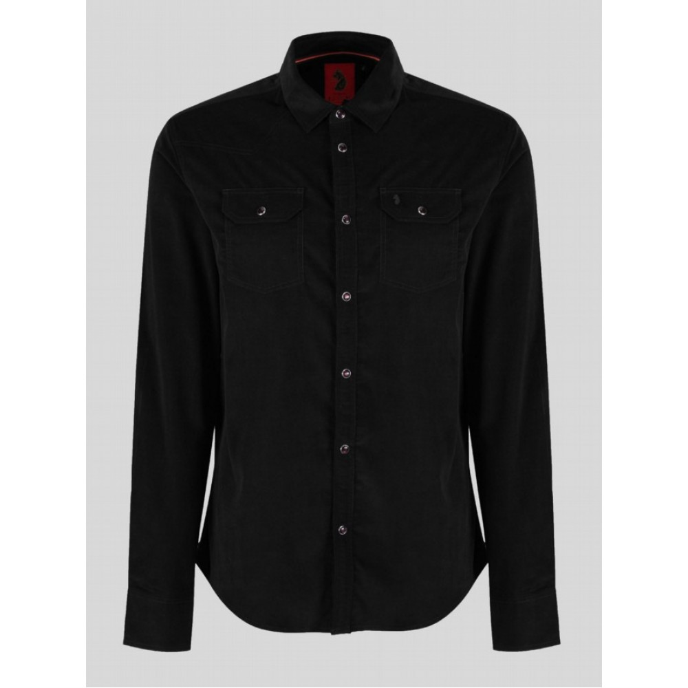 Luke 1977 Our Roy Shirt - Black
