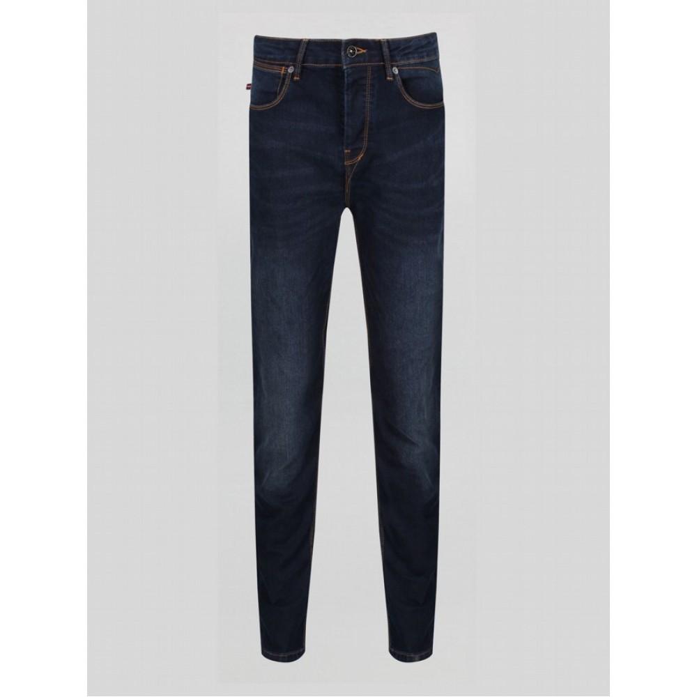 Luke 1977 Freddie Jeans - Black Blue