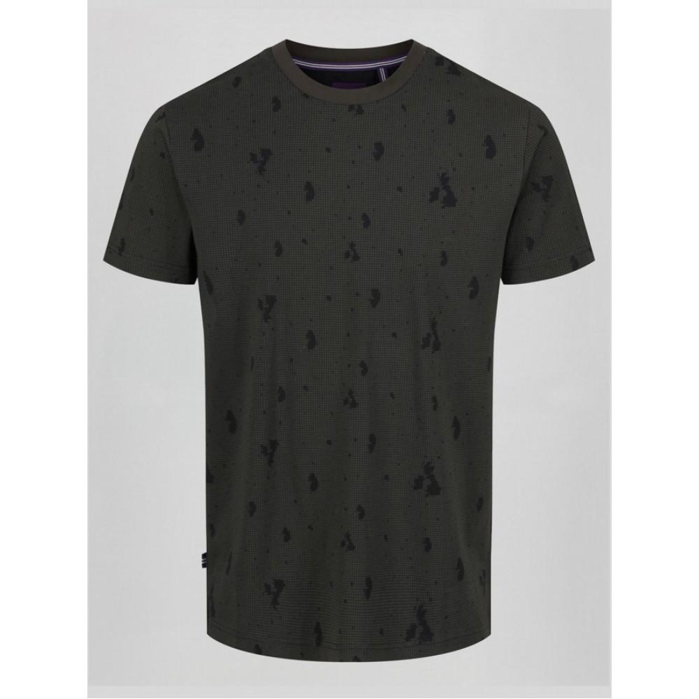 Luke Millenial Mod Camo T-shirt