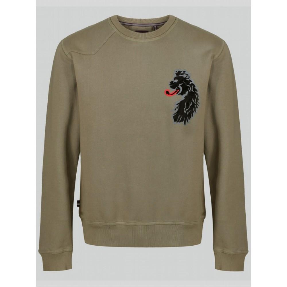 Luke Pleasant Flocker Sweatshirt