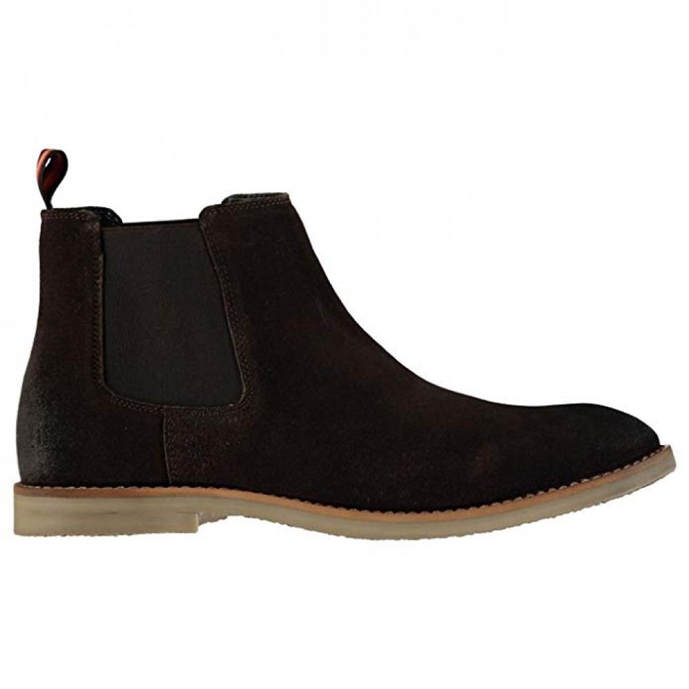 Luke 1977 Biggar Chelsea Boot - Chocolate Brown